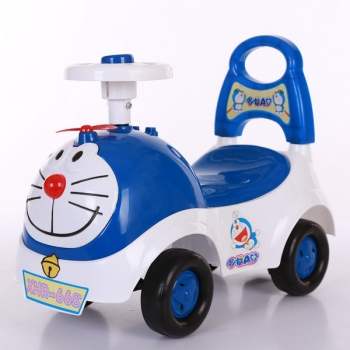 Doreamon Baby Ride Car